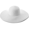 Amazon.com - Echo Design Women's Braided Floppy Hat White - Cappelli - $29.40  ~ 25.25€