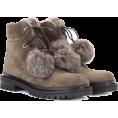 Qiou - Elba Flat boots from Jimmy Choo - Сопоги -
