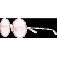 dora04  - Elie Saab Es004 Chaine Sunglasses - Sončna očala -
