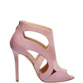 Doozer  - Elie Saab Pink Cut-Out Sandal - Sandals -