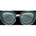 sandra  - Elie Saab oversize sunglasses - Sunglasses -