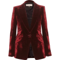 Bev Martin - Emilio Pucci Velvet Blazer - Jacket - coats -