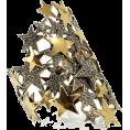 sandra  - Emilio Pucci star cuff - Bracelets -
