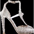 Lady Di ♕  - Emporio Armani - Sandals -