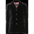 lence59 - Etro Velvet blazer - Marynarki -