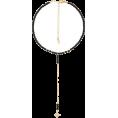 sandra  - Ettika Beaded Drop Necklace revolve - Ogrlice -