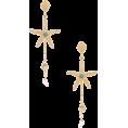 beautifulplace - Ettika Starfish Earring im Gold | REVOLV - Earrings -