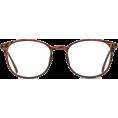 @redglassesgirl on polyvore  - Eyeglasses  - Eyeglasses -