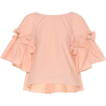 beautifulplace - FENDI Cotton top - Srajce - kratke -