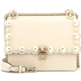 beautifulplace - FENDI Kan I Small leather shoulder bag - Hand bag -