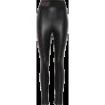 beautifulplace - FENDI Leather pants - Leggings -