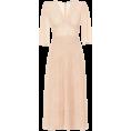 beautifulplace - FENDI Silk crêpe midi dress - Dresses -