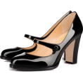 HalfMoonRun - FSJ mary jane patent eather shoes - Classic shoes & Pumps -