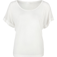 Full Tilt - FULL TILT Essential Dolman Womens Tee White - T-shirts - $11.99
