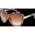 Full Tilt - FULL TILT Tortoise Cateye Sunglasses Tortoise - Sunglasses - $9.99