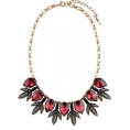 lence59 - Fair Isle Collar Necklace - Necklaces -