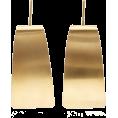 glamoura - Fay Andrada Pala Large Earrings - Earrings - $200.00