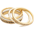 Amelia  - Filament Stacking Ring - Bracelets - $28.00