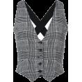 sandra  - Fleur Du Mal waistcoat - Vests -