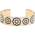 beautifulplace - Floral Cuff Bracelet ASHA - Bracelets -