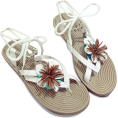 ValeriaM - Flower Sandals - Cinturini -
