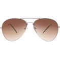 Caroline Patrocínio - ASOS Gold Aviator Sunglasses - Sunglasses - 12.00€  ~ $15.89