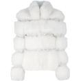 GossipGirl - Fur coat - Jacket - coats -