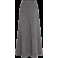 HalfMoonRun - GABRIELA HEARST cashmere boucle skirt - Skirts -