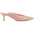 beautifulplace - GIANVITO ROSSI 55 patent-leather mules - Classic shoes & Pumps -
