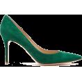 beautifulplace - GIANVITO ROSSI  Gianvito 85 point-toe su - 经典鞋 -