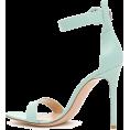 vespagirl - GIANVITO ROSSI Portofino 105 Sandals - Sandals - $613.29