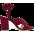 Qiou - GIANVITO ROSSI Suede sandals - Sandals -