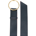lence59 - GIVENCHY circular buckle wide belt - Belt -