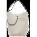 HalfMoonRun - GIVENCHY metallic suede bucket bag - Hand bag -