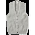 HalfMoonRun - GOODWIN wool vest - Vests -