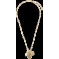 beautifulplace - GOOSSENS Talisman 3 pendant necklace - Necklaces -