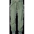 JecaKNS - GREG LAUREN cargo trousers - Capri hlače -