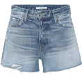 beautifulplace - GRLFRND Helena cut-off denim shorts - Shorts -