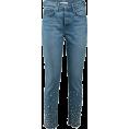 vespagirl - GRLFRND Pearl Embellished Jeans - Jeans - $340.69