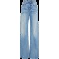 HalfMoonRun - GRLFRND hig rise jeans - Jeans -