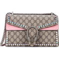 glamoura - GUCCI Dionysus GG Supreme Small coated c - Torbice -