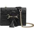 Gucci - GUCCI EMILY GUCCISSIMA MINI SHOULDER BAG - Messenger bags - $1,259.99