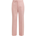 beautifulplace - GUCCI  High-rise wool-twill trousers - Capri & Cropped -