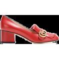 svijetlana2 - GUCCI Leather loafer pumps - Moccasin -