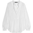 Danijela ♥´´¯`•.¸¸.Ƹ̴Ӂ̴Ʒ - Long sleeves shirts White - Long sleeves shirts -