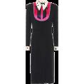 vespagirl - GUCCI satin trimmed dress - Vestidos - $2,700.00  ~ 2,318.99€