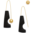 lence59 - Geometric Earrings - Earrings -