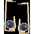 lence59 - Geometric Earrings - Earrings -