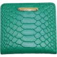 Mulberry Muse  - Gigi New York  Mini Folding Wallet Embos - Bag - $48.00