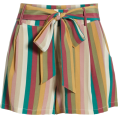 beautifulplace - Gigi Print Silk Shorts RAILS - Shorts -